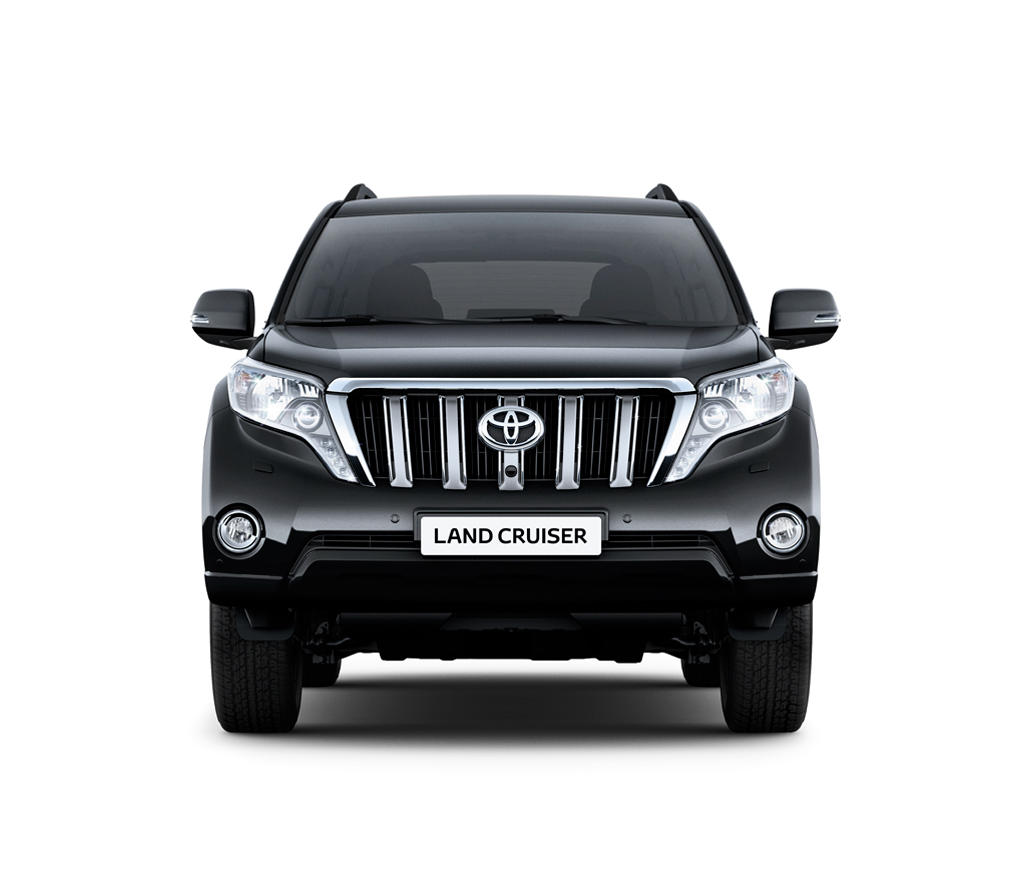 Новый Toyota Land Cruiser Prado 150 2016 цена фото