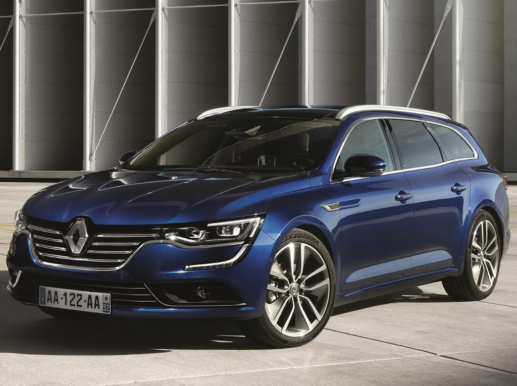 фото Renault Talisman Estate 2016