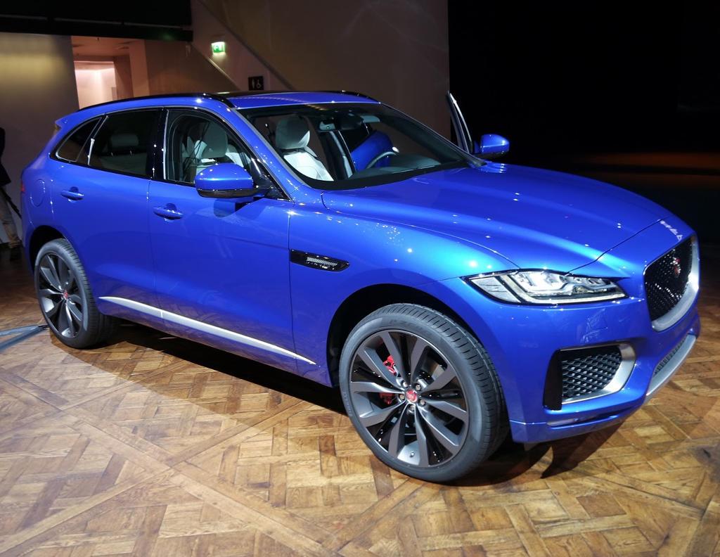 диски Jaguar F-Pace