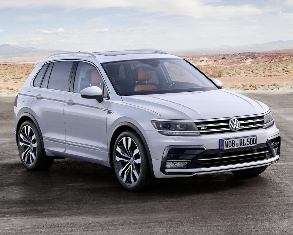 volkswagen tiguan 2016 2. Black Bedroom Furniture Sets. Home Design Ideas
