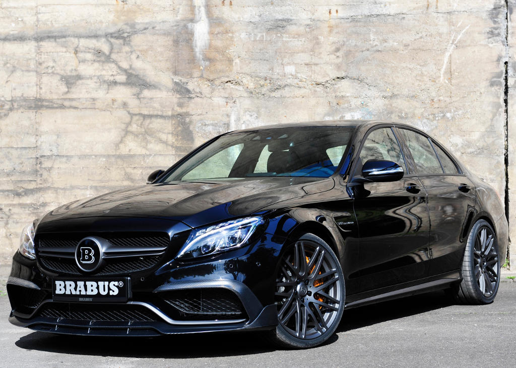 mercedes c63 s amg 2015 brabus. Black Bedroom Furniture Sets. Home Design Ideas