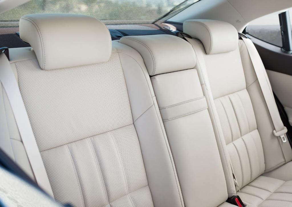 интерьер Lexus ES 2016