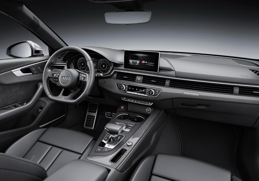 салон Audi S4 2016