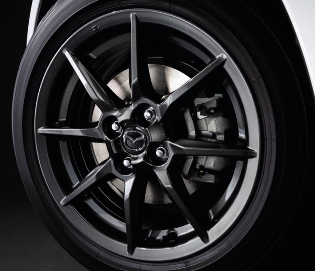 диски Mazda MX-5 RS 2016