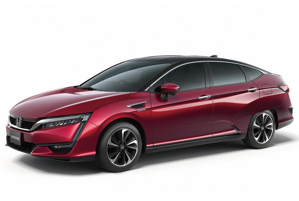 фото концепта Honda FCV 2015