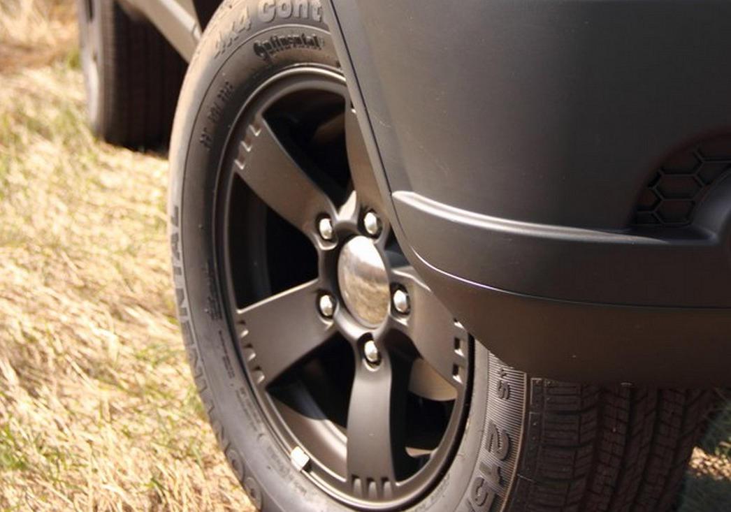 диски зимней версии Chevrolet Niva 2016