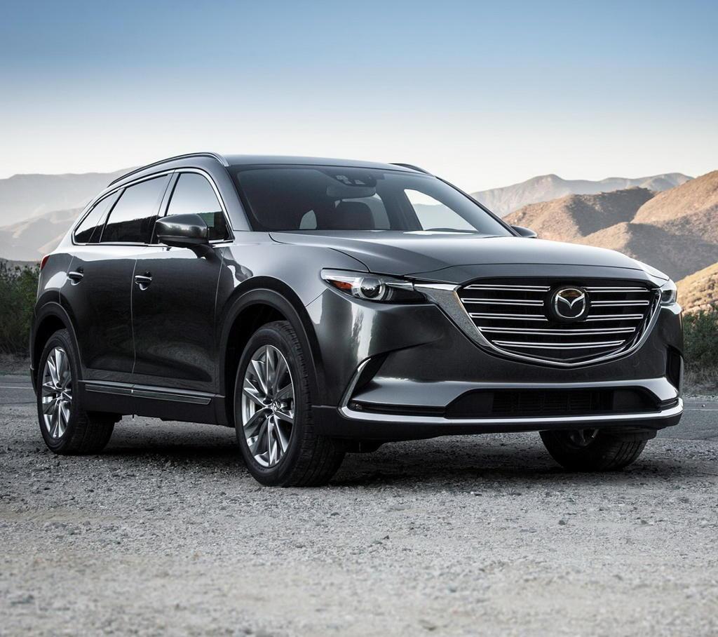 фото Mazda CX-9 2019