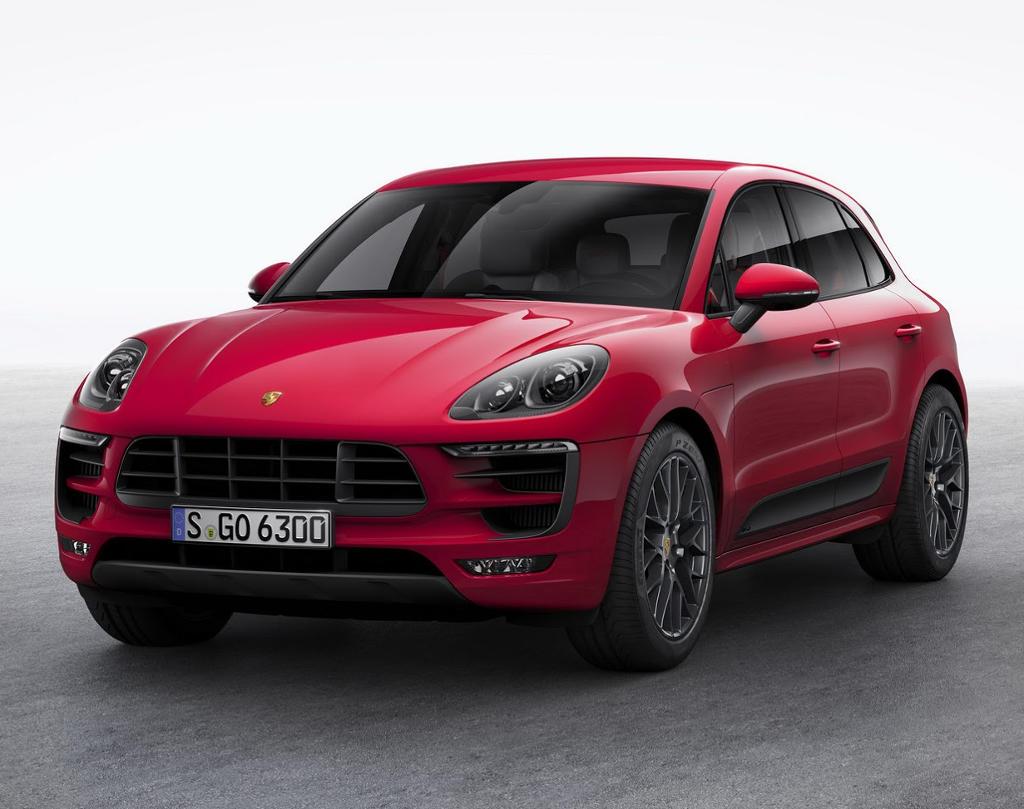 фото нового Porsche Macan GTS 2016