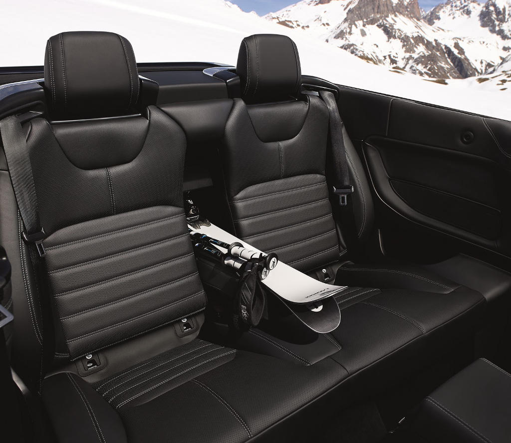 Кабриолет Range Rover Evoque Convertible 2016 (цена, фото)