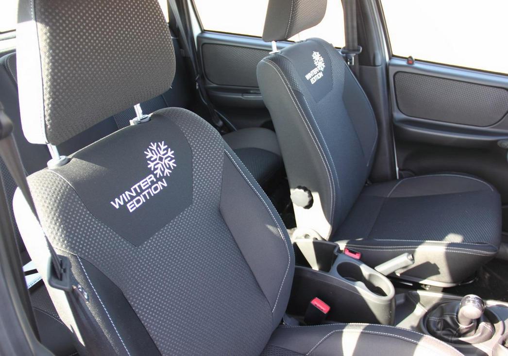 салон Chevrolet Niva Winter Edition 2015