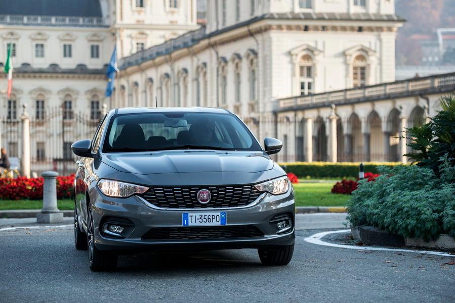 фары, решетка, бампер Fiat Tipo (Aegea) 2016