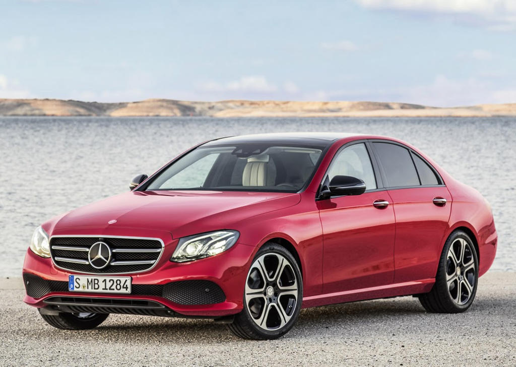 Новый Mercedes E-Class 2017–2017: цена, фото, характеристики, видео Е-Класс
