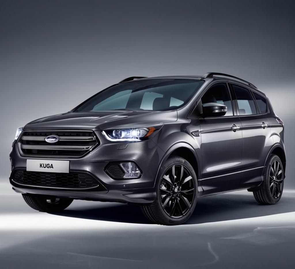 Ford Kuga 2016–2017