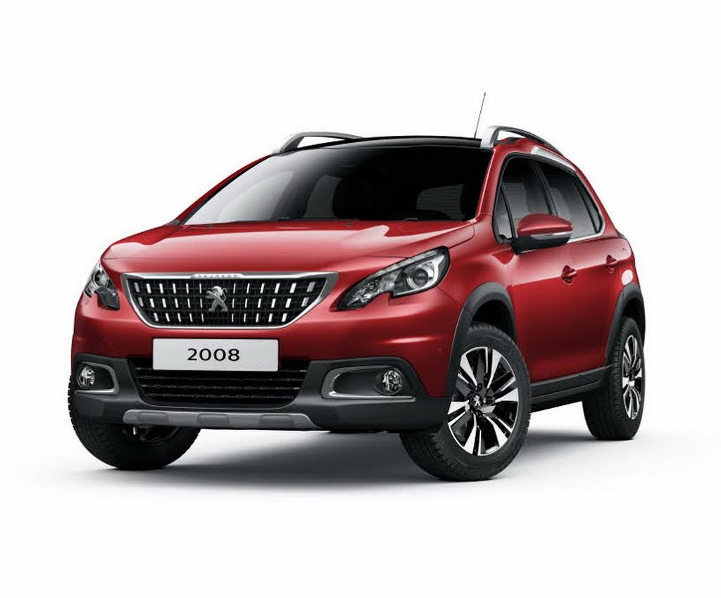 фото Peugeot 2008 2016–2017