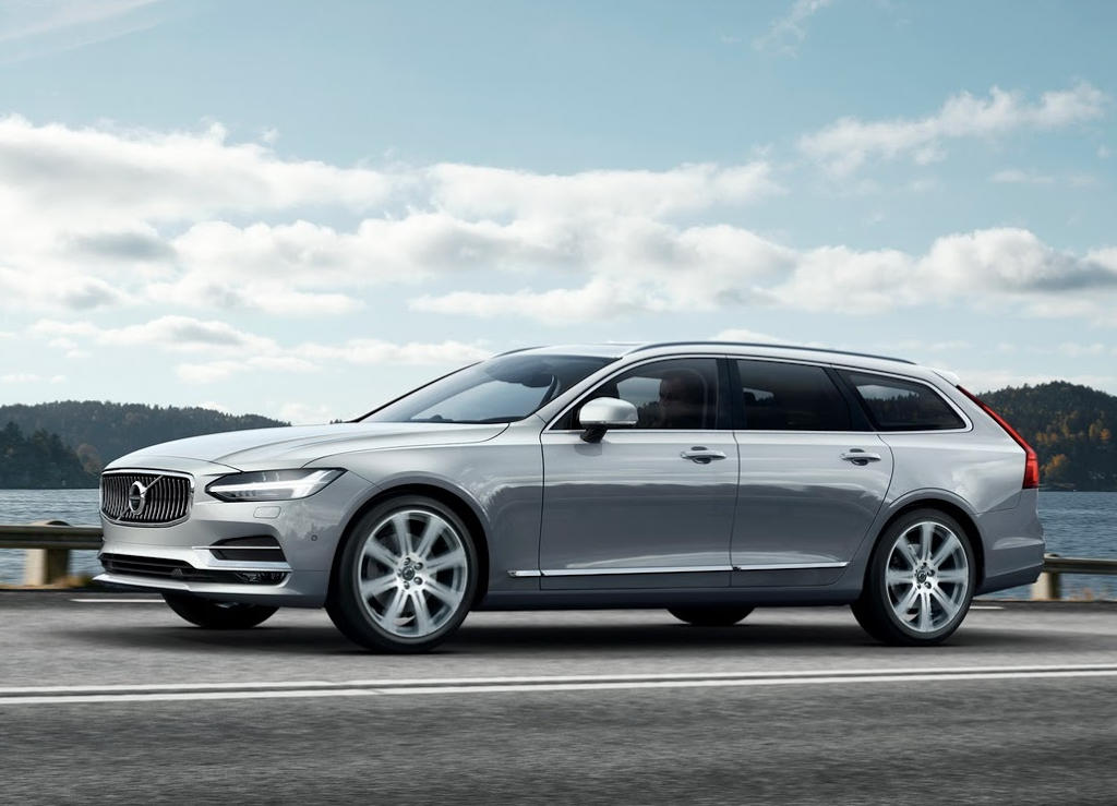 фото Volvo V90 Estate 2016-2017