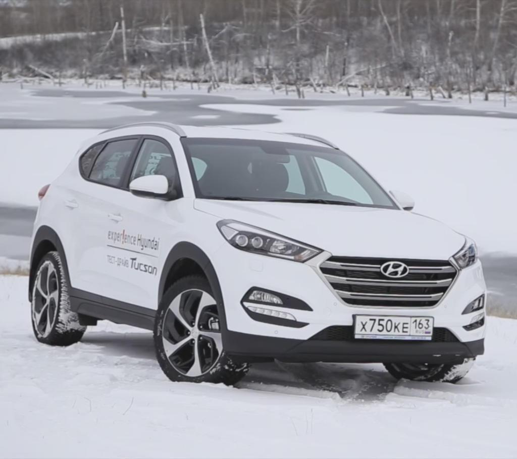 тест-драйв Hyundai Tucson 2016 видео