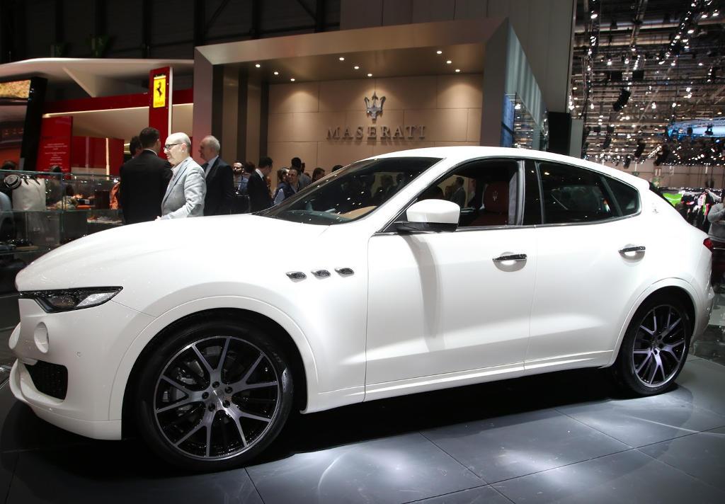 диски Maserati Levante