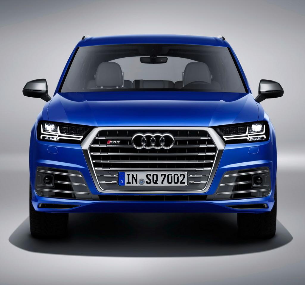фары Audi SQ7 TDI 2017. https://autompv.ru/