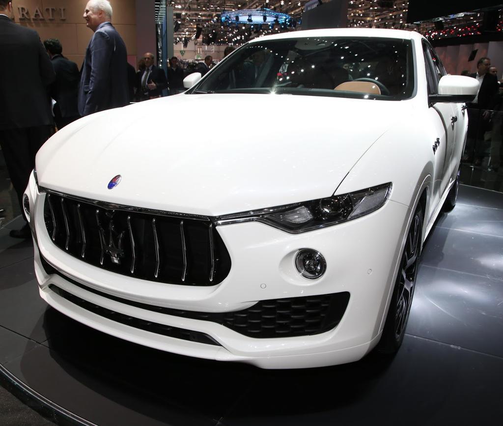 фото Maserati Levante