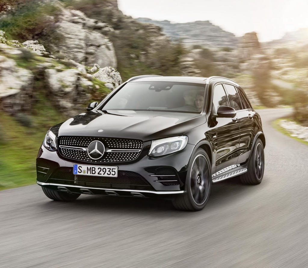 фото Mercedes-AMG GLC43 4MATIC 2017