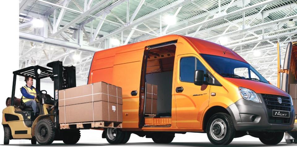 грузовой ГАЗель Next Фургон 2016