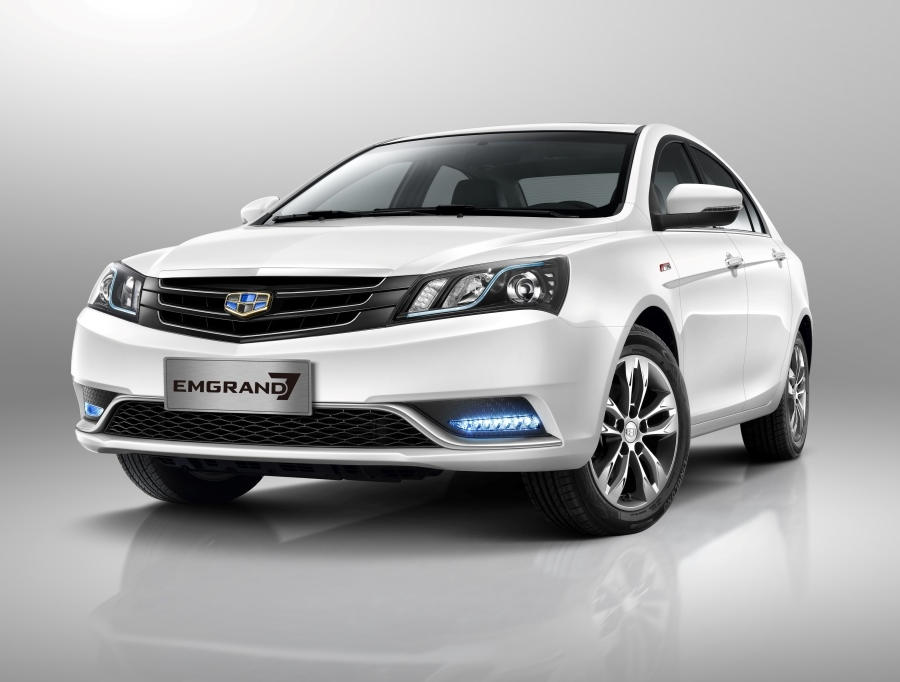 фото Geely Emgrand 7 2016–2017