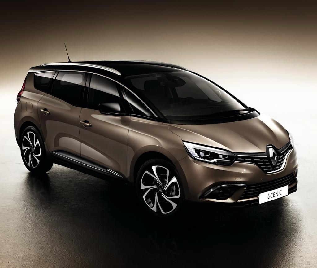 фото Renault Grand Scenic 2017