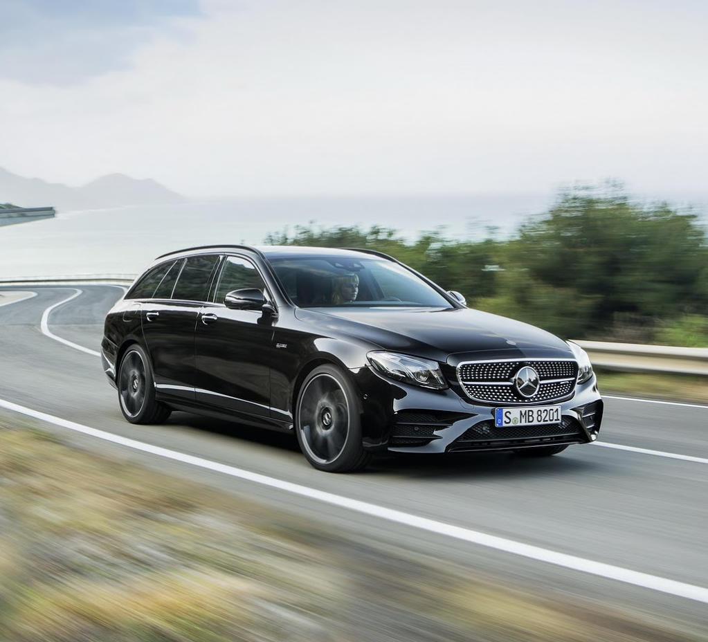 фото Mercedes-AMG E-Class Estate 2017