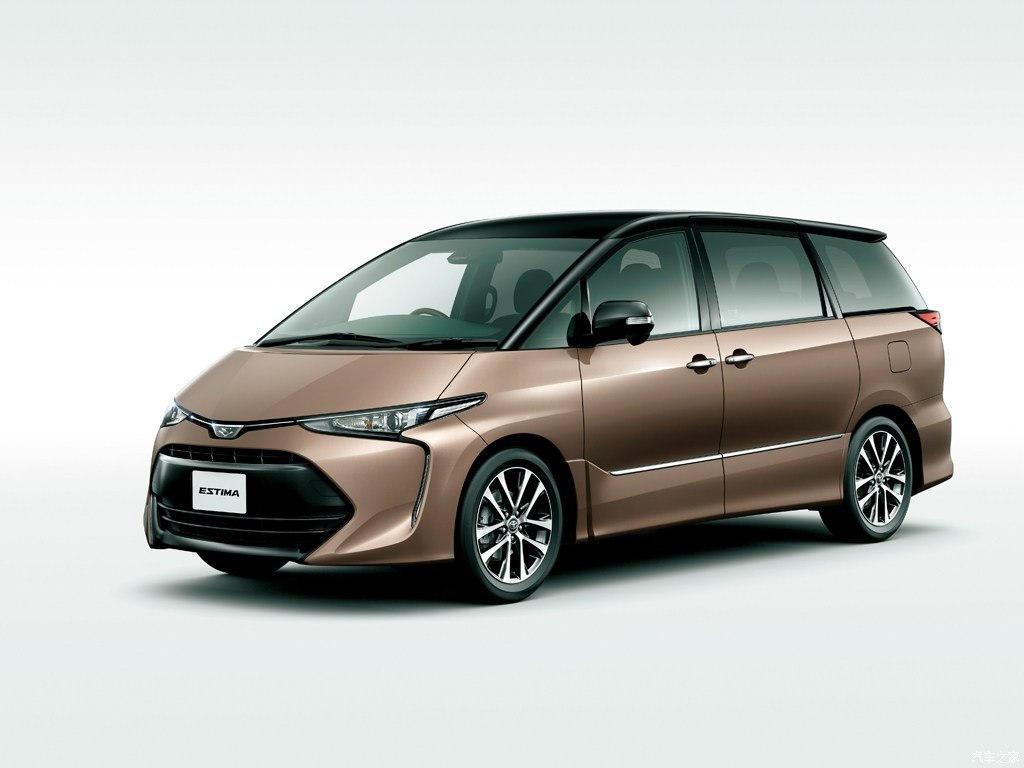 фото Toyota Estima 2016