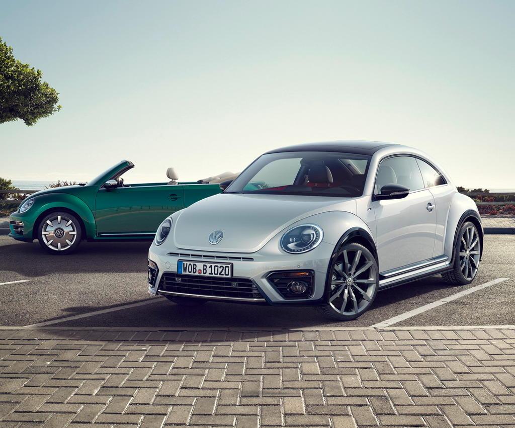 фото Volkswagen Beetle «Жук» 2016–2017