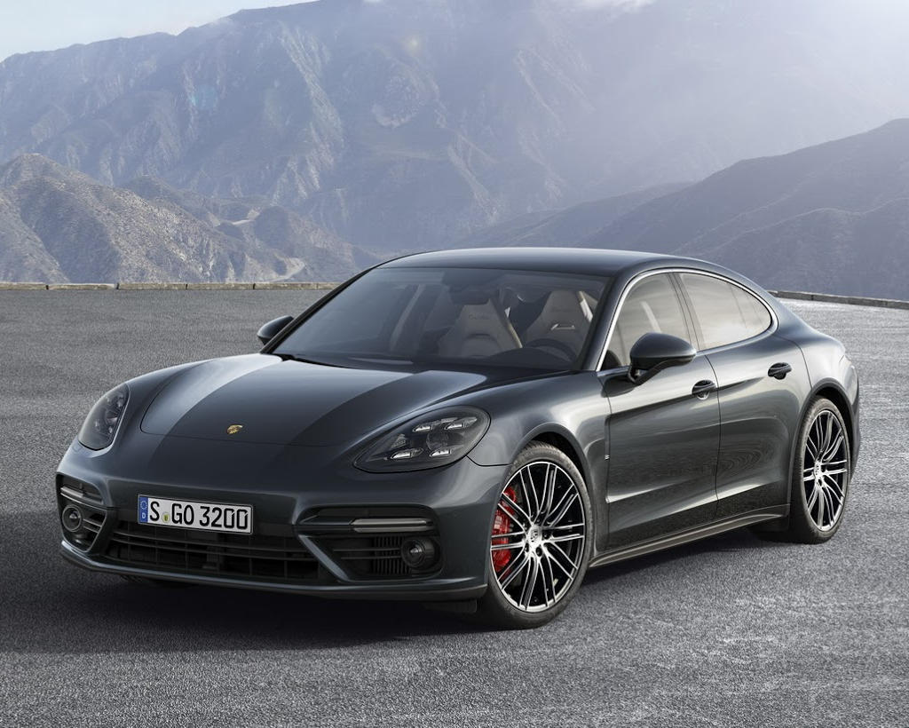 Новый Porsche Panamera 2017: цена, фото, характеристики, видео Панамера 2