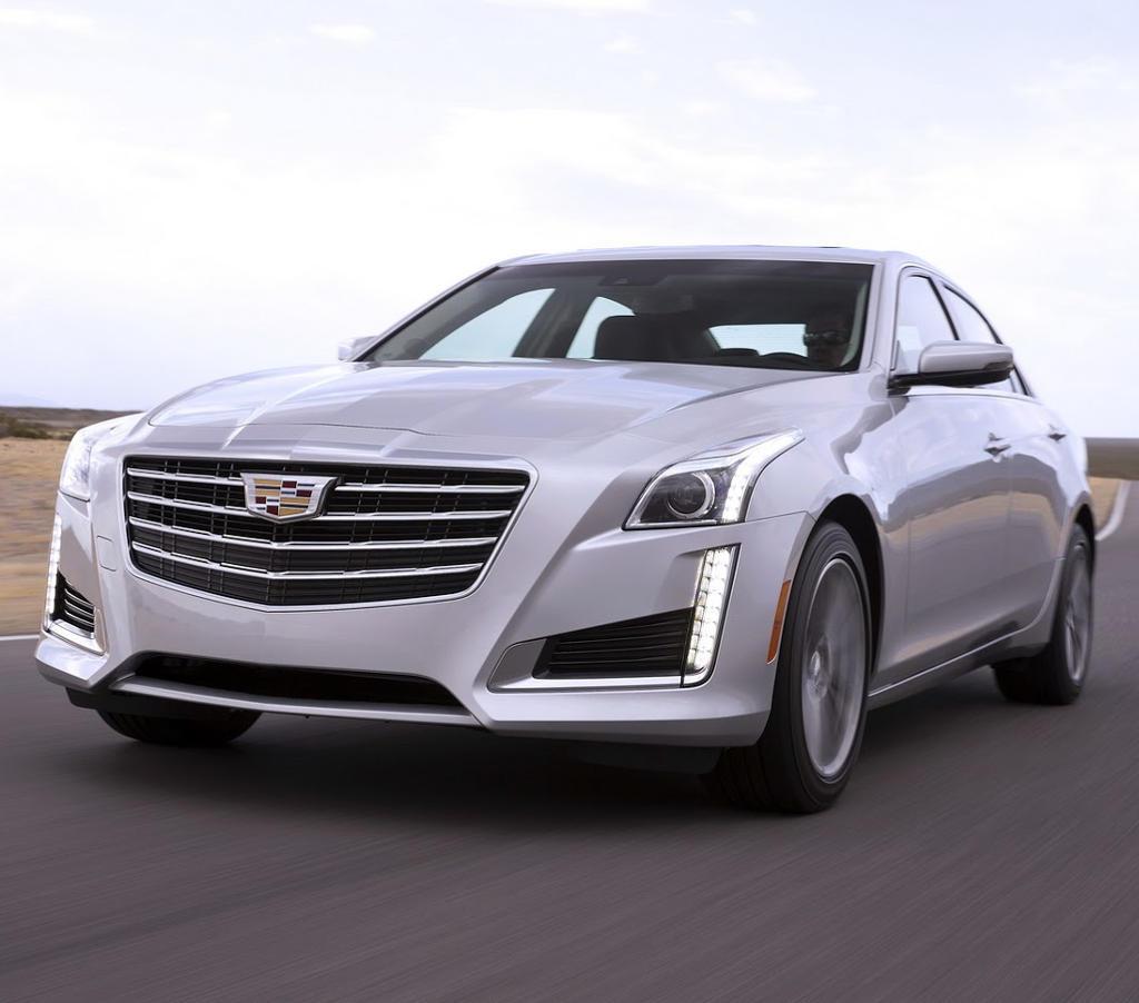 фото Cadillac CTS 2017