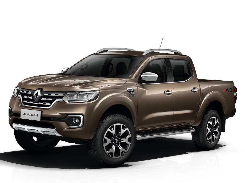Renault Alaskan 2016–2017