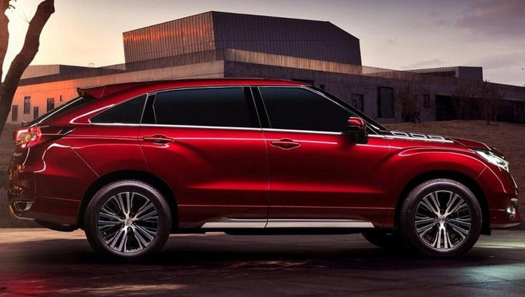 Новый Honda Avancier 2017: цена, фото, характеристики Avancier