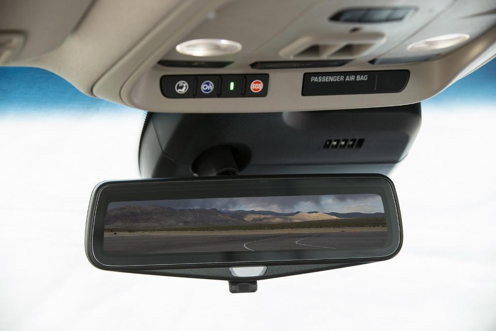 салонное зеркало Cadillac CTS 2017