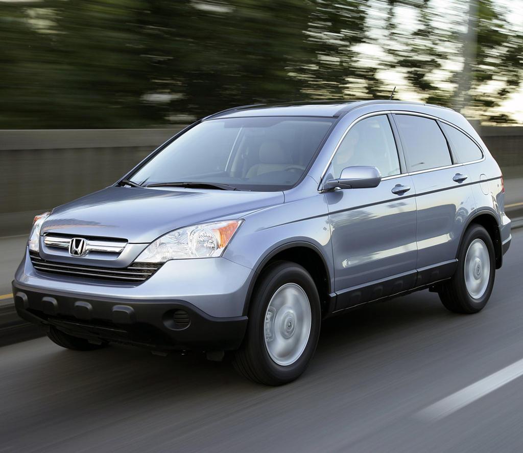 Отзыв Honda CR-V в России