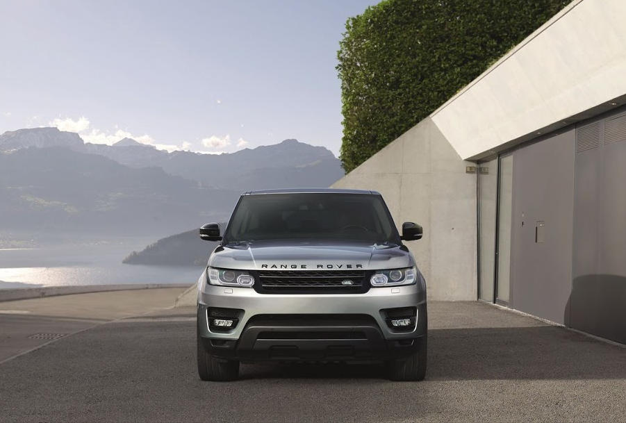 фото Land Rover Range Rover Sport 2017