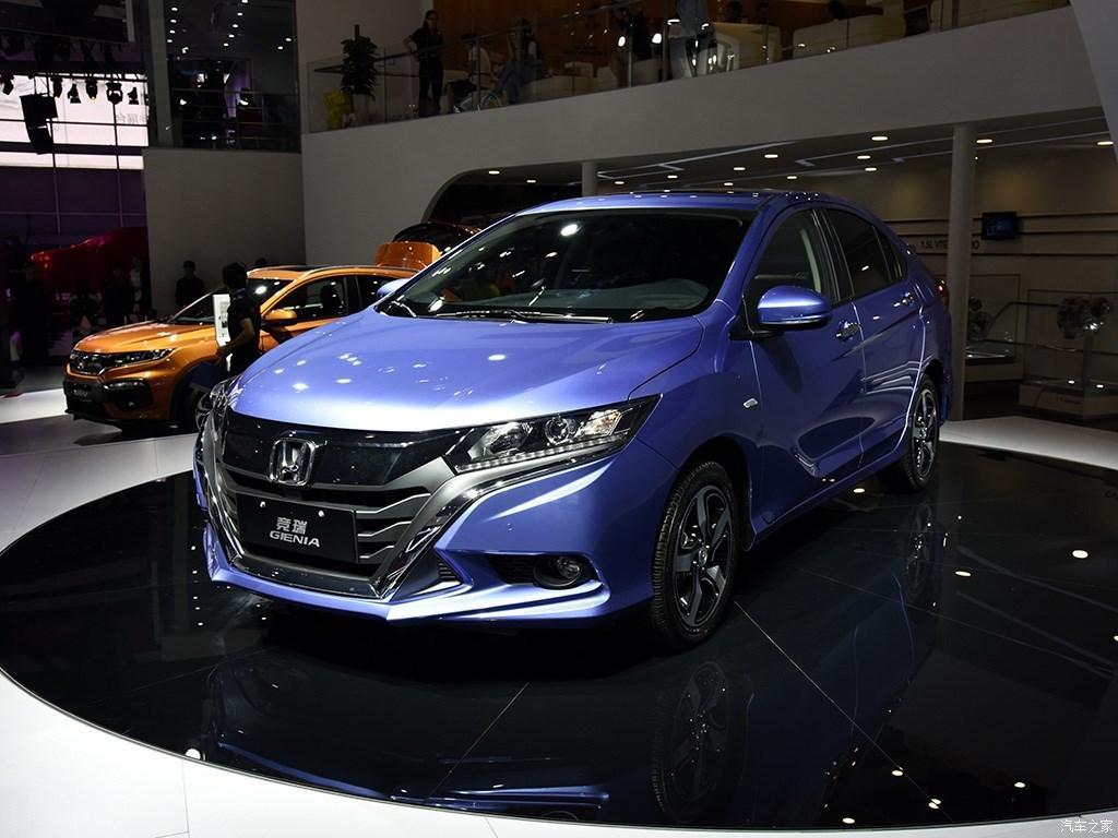 Фото новой Honda Gienia 2017 года. http://autompv.ru/