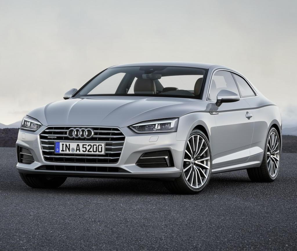 купе Audi A5 2017