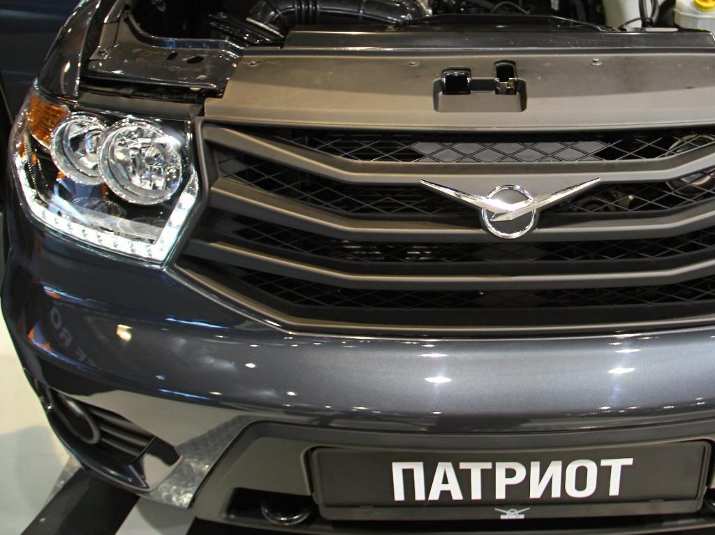 новый УАЗ Патриот 2 2020 в новом кузове фото