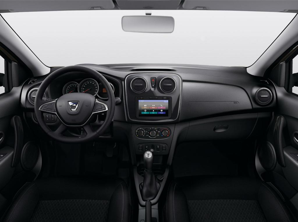 салон Renault Sandero 2017—2018