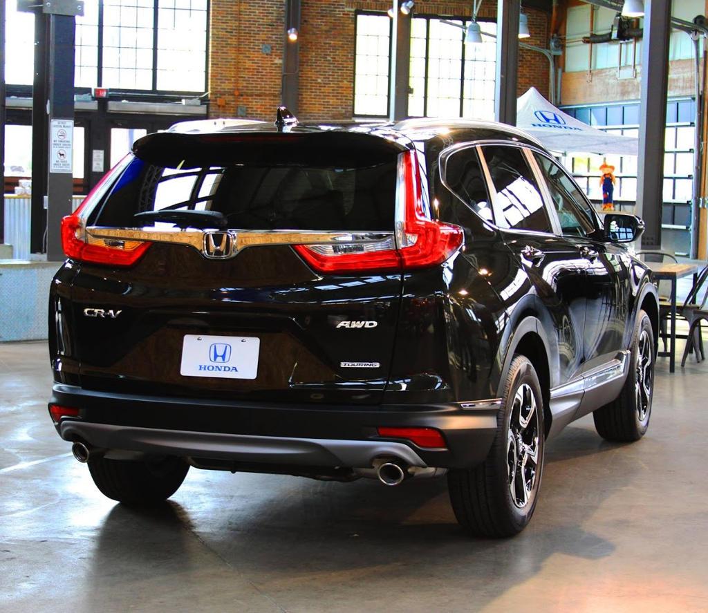 задние фонари Honda CR-V 2017
