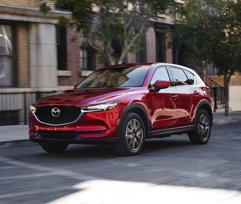 фото Mazda CX-5 2017–2018