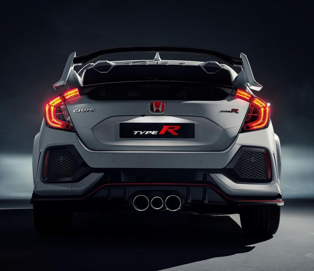 Новый Honda Civic Type R 2018: цена, фото, характеристики, видео Type R