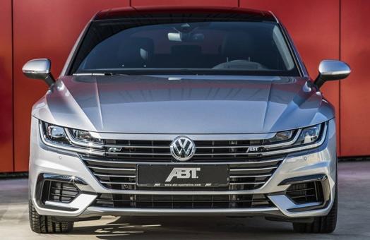 Тюнинг Volkswagen Arteon 2017-2018 от ABT Sportsline (фото)