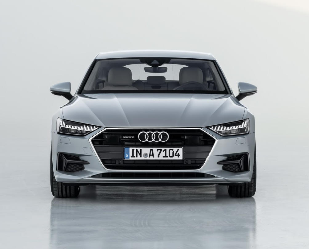 фары, бампер Audi A7 Sportback 2018
