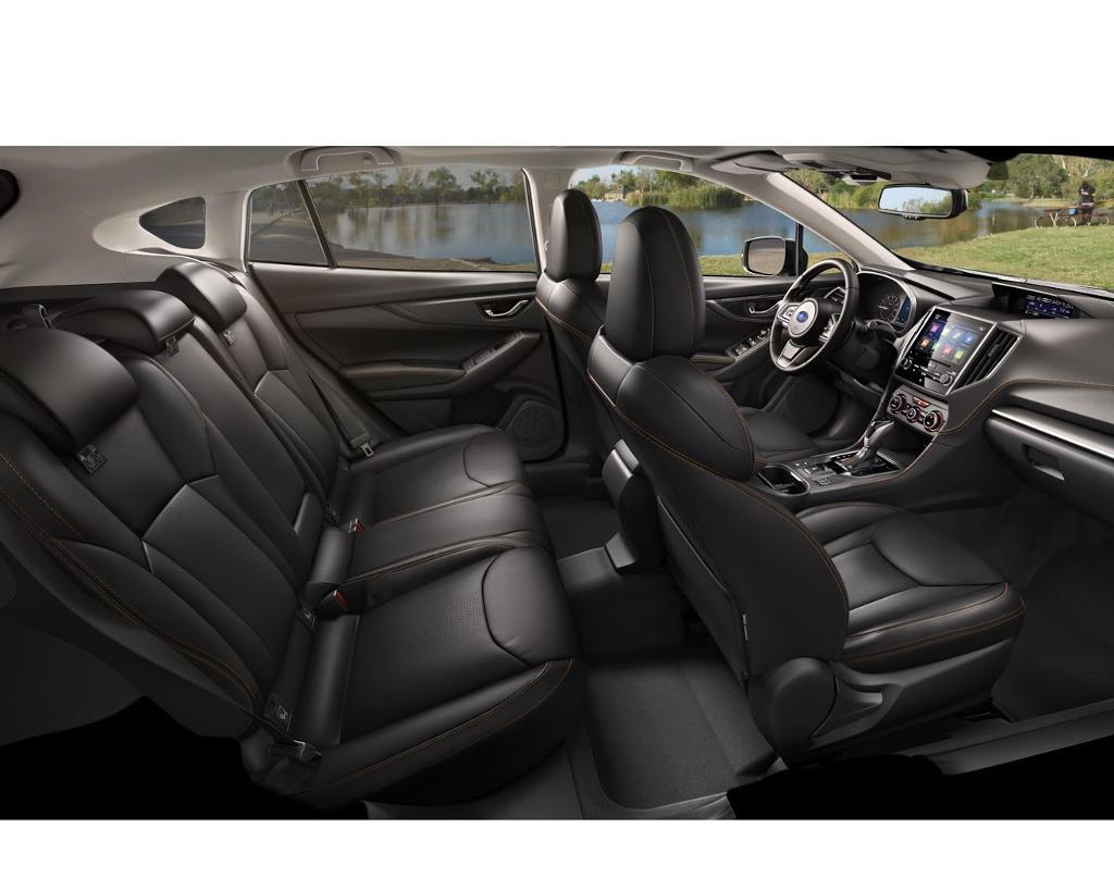 интерьер Subaru XV 2017-2018 фото