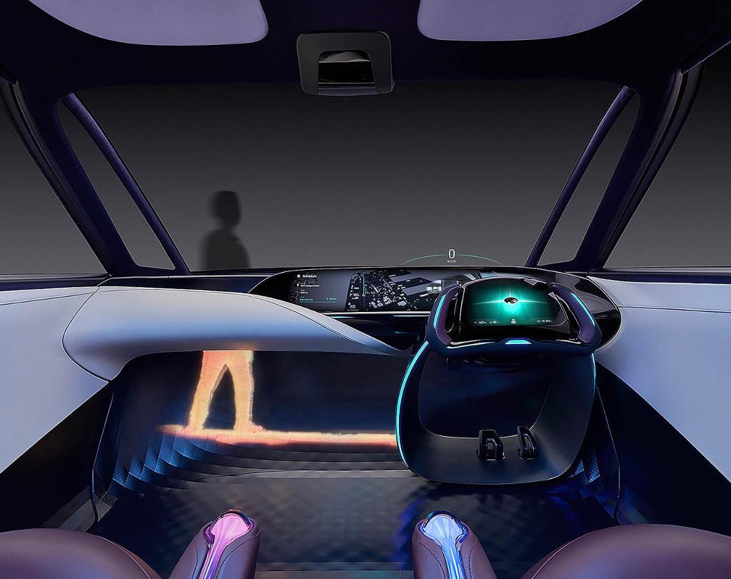 салон Toyota Fine-Comfort Ride