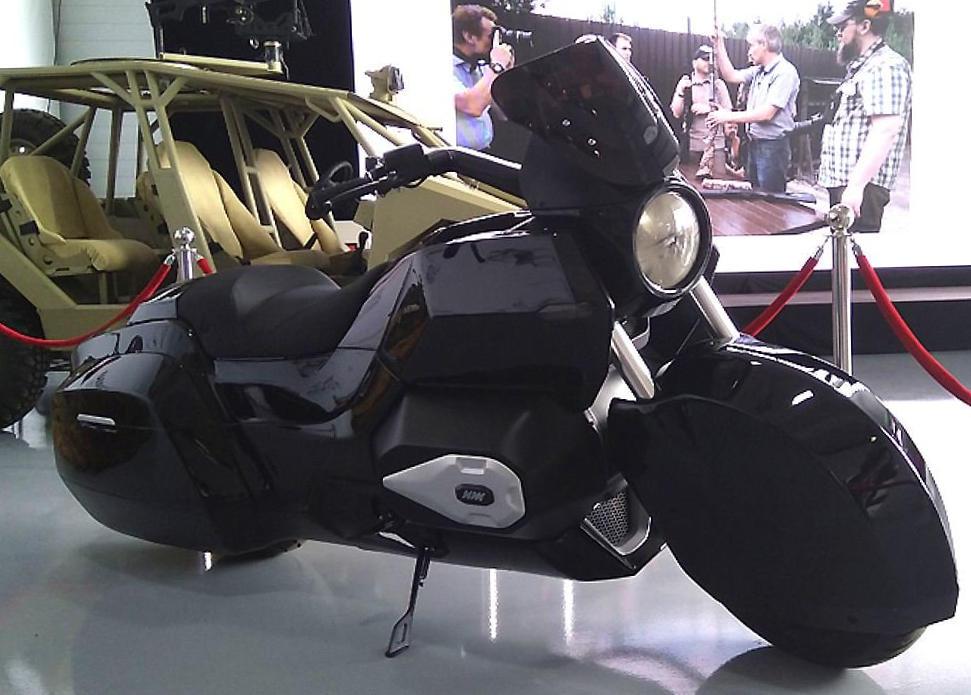 Фото мотоцикла ИЖ 2018