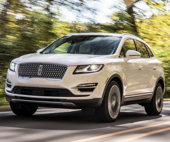 новый Lincoln MKC 2019 модельного года